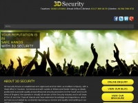 3dsecurity.org.uk
