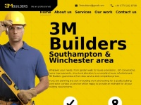 3mbuilders.co.uk