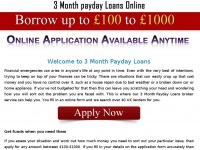 3monthpaydayloansonline.co.uk