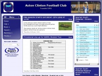 astonclintonfc.co.uk