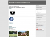 astoncricketclub.co.uk