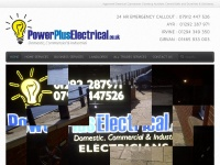 powerpluselectrical.co.uk