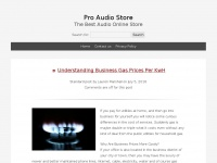 proaudiostore.co.uk