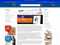 prolightingaccessories.co.uk