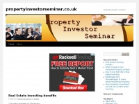 propertyinvestorseminar.co.uk