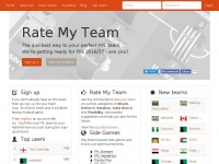 Ratemyteam.co.uk