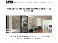 audiovisualfacilities.co.uk