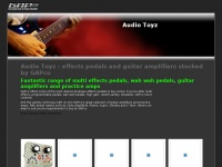 audiotoyz.co.uk