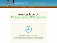 auerbach.co.uk