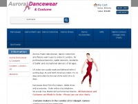 auroradancewear.co.uk