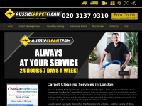 aussiecarpetclean.co.uk