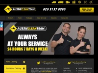 aussiecleanteam.co.uk