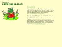 authorpages.co.uk