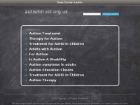 autismtrust.org.uk