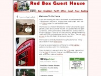 redboxguesthouse.co.uk