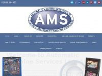 automaticmachineservices.co.uk
