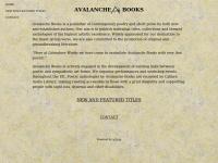 avalanchebooks.co.uk