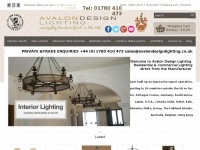 avalondesignlighting.co.uk