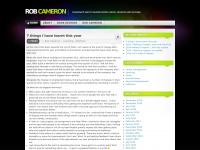 Robcameron.co.uk