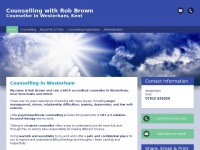 Robbrowncounselling.co.uk