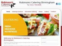 robinsonscatering.co.uk
