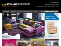 royaloakfurnishers.co.uk