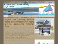aviemore-holiday-homes.co.uk