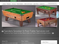 sanderspooltables.co.uk