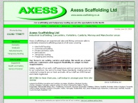 axess-scaffolding.co.uk