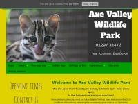 axevalleypark.co.uk