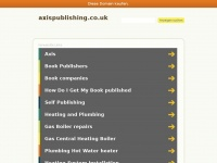 axispublishing.co.uk