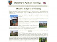 aylshamtwinning.co.uk