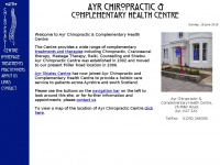 ayrchiropractic.co.uk