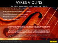 ayresviolins.co.uk