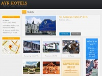ayrhotels.co.uk