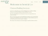 Scottandco-buildingconservation.co.uk