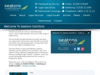 Seatons.co.uk