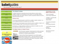 babelguides.co.uk