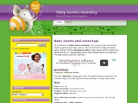babynamesmeaning.co.uk