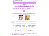 babynamebook.co.uk