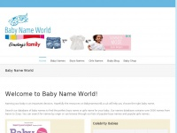 Babynameworld.co.uk
