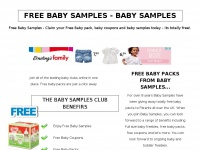 babysamples.co.uk