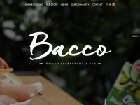 bacco-restaurant.co.uk