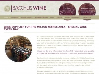 bacchus.co.uk