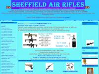 sheffieldairrifles.co.uk