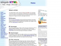 simplehtml.co.uk