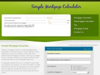 simplemortgagecalculator.co.uk