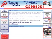 simsonsfisheries.co.uk