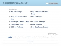 siriustherapy.co.uk