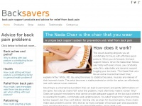 backsavers.co.uk